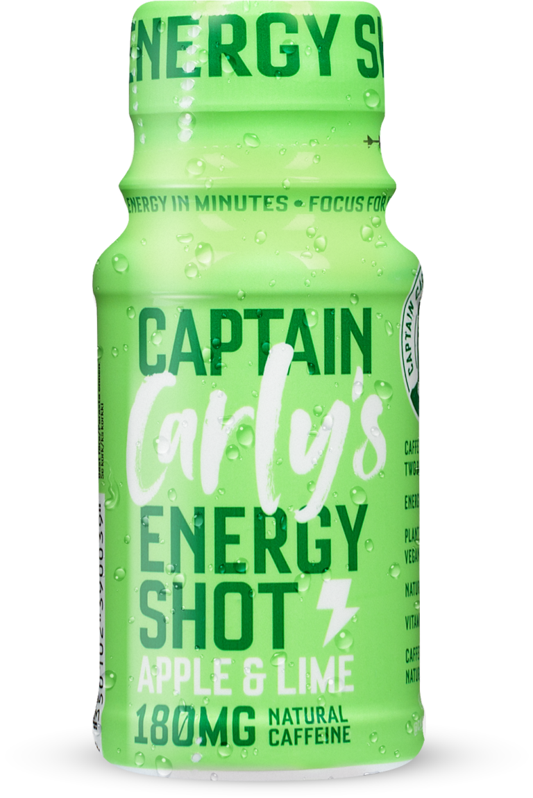 Captain Carlys energy and focus boost